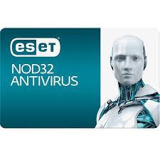 ESET NOD 32 Antivirus 5pc 1 año
