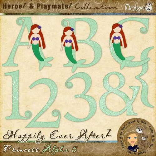 Happily Ever AfterZ: Princess Alpha 5