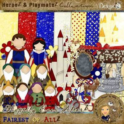 Happily Ever AfterZ: Fairest of AllZ