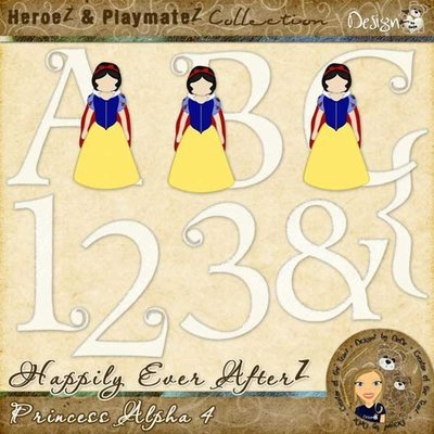 Happily Ever AfterZ: Princess Alpha 4