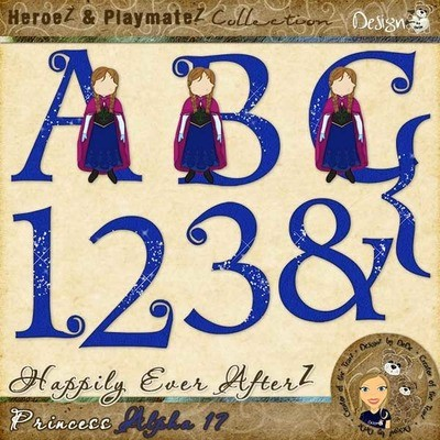 Happily Ever AfterZ: Princess Alpha 17
