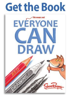 Everyone Can Draw Signed with Free Poster