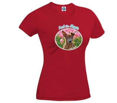 Little Belle T-shirt 'Feel the magic' - Logo BIG
