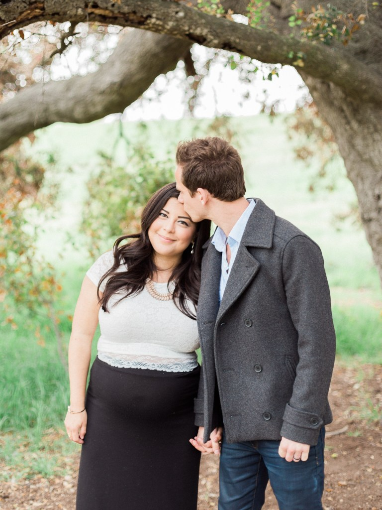 Jessica and Lee Hanacek Maternity Session at Thomas F. Riley Wilderness Park in Coto De Caza, CA - dpcamp.com