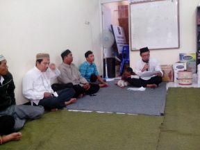 kedua dari kiri, pak Sri Suroto, Ketua Cabang Dakwah Dapil 4