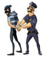 police-man-in-the-black-uniform-caught-the-criminal-police-officer-arrested-thief_135640697