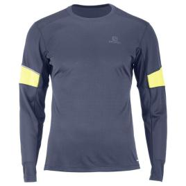CAMISETA ML AGILE LS SALOMON