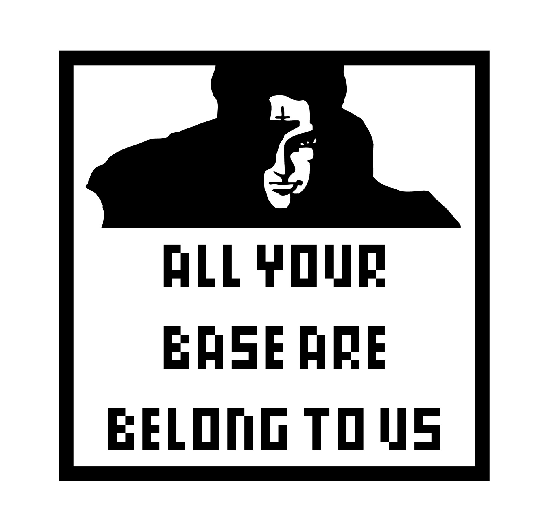 All Your Base Are Belong To Us Child Overlord Manatee Quickmeme