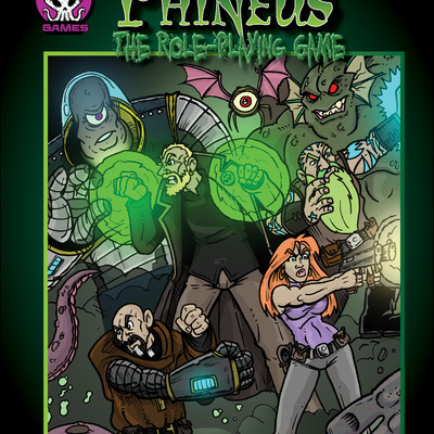 Phineus: the roleplaying game