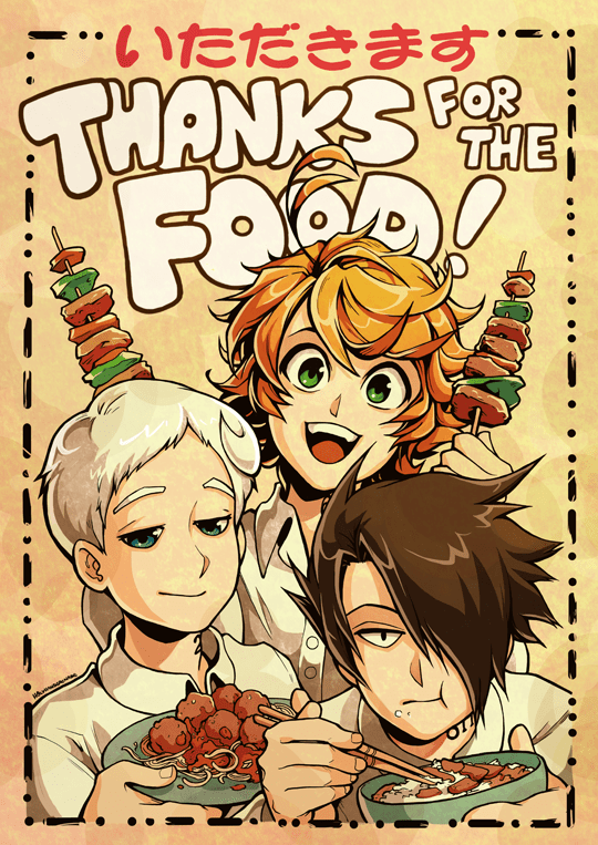 the promised neverland poster sold by
