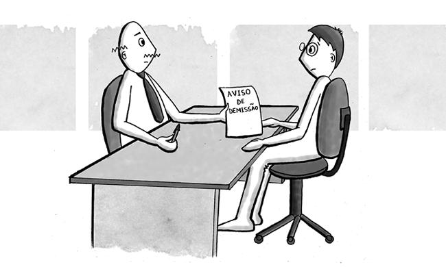Quando não se pode demitir um funcionário?