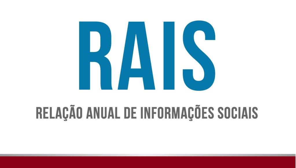 RAIS 2018 - Início do envio em 23/01/2018