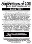 David Perry – Trading Card 2