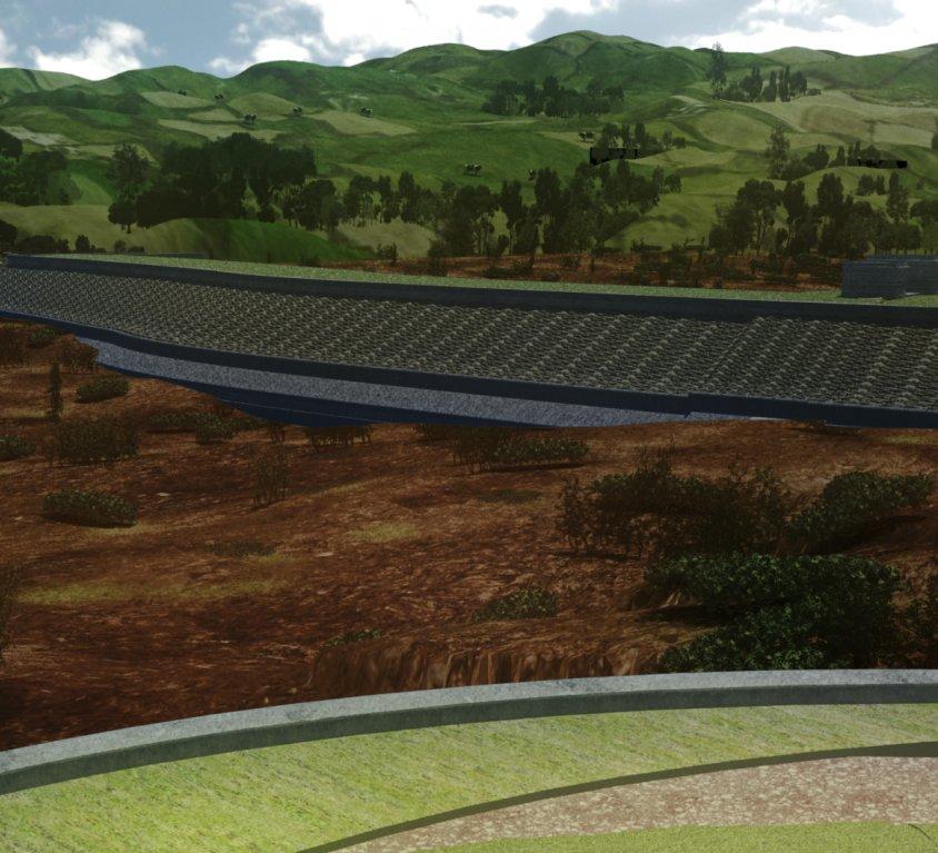 Rudyard – Constructing the Dam