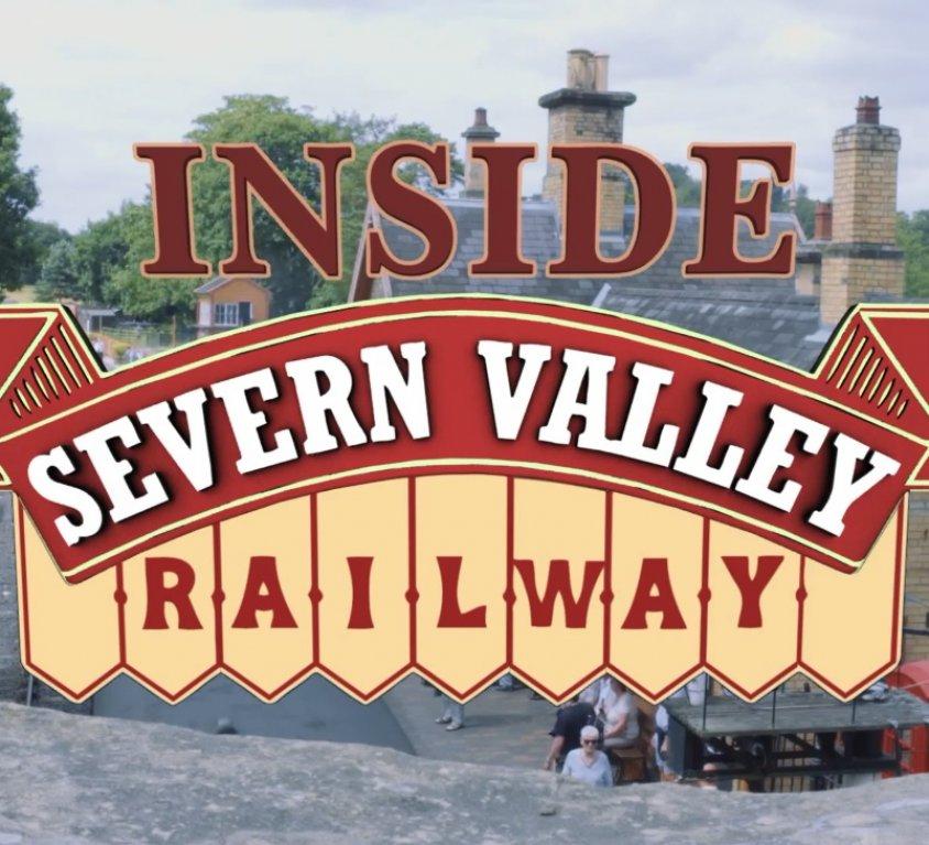 Inside Severn Valley Railway