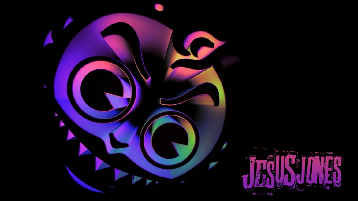 Jesus Jones World Tour Visuals