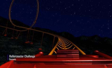Siemen's Rollercoaster Challenge
