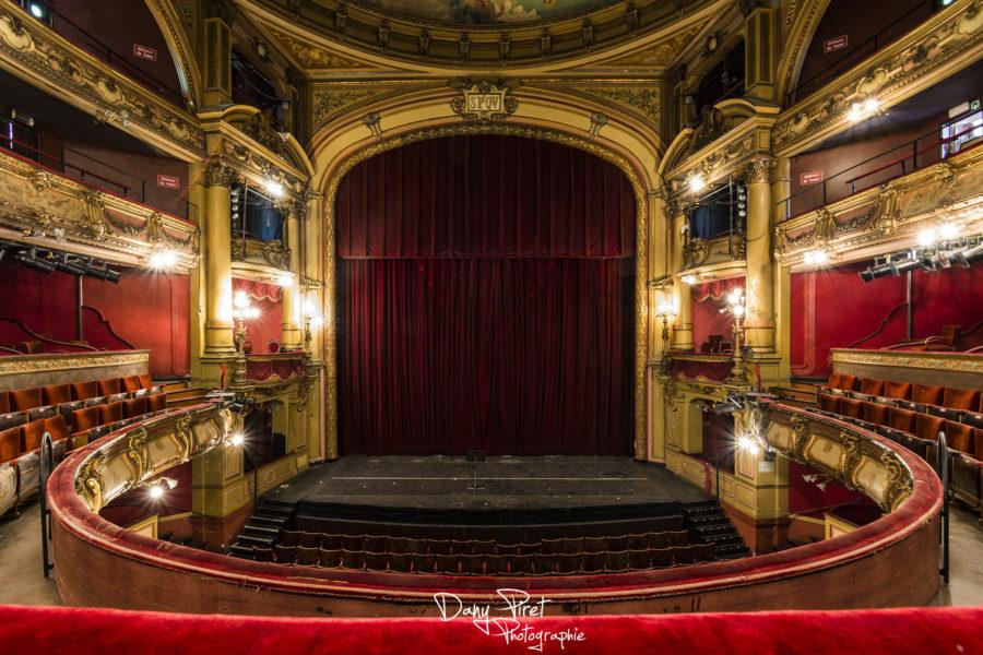 Le Théâtre Tintin