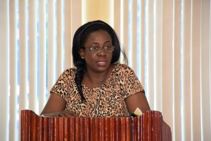 Minister within the Ministry of Education, Nicolette Henry