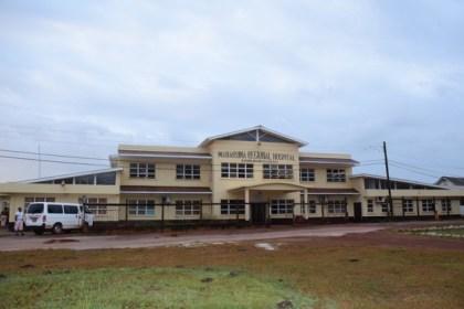 The Mabaruma Regional Hospital