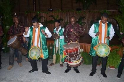 Dubraj Tassa Drummers & Otishka Drummers