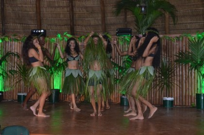 Indigenous Wedding Dance