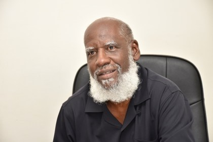Foreign Affairs Minister of Belize, Wilfred Elrington