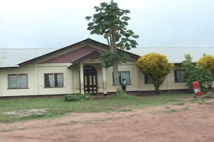 St. Ignatius Secondary school's female dormitory that is slated for rehabilitation