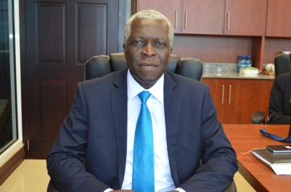 Egbert Field, Director General, Guyana Civil Aviation Authority (GCAA)