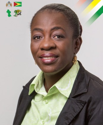 Minister within the Ministry of Education, Department of Culture, Youth and Sport, Nicolette Henry