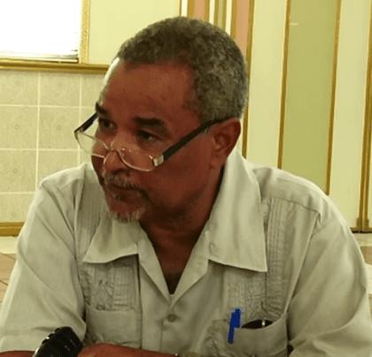 Dr. Edward Segala, Regional Health Officer, Region Seven