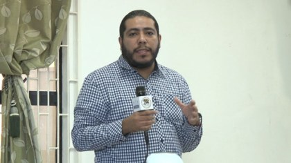 Information Technology Director of the National Museum of Mexico Erick Espinoza