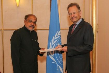 Ambassador of Guyana to Geneva and Director General of the UN Organisations in Geneva
