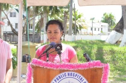 Breast Cancer Survivor, Devika Tinsarran sharing her survival story.