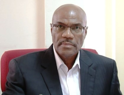 Director of Compliance at the Ministry of Natural Resources Derrick Lawrence