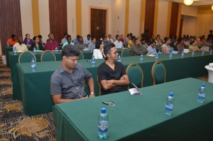 Participants at the 2016 Dental Convention