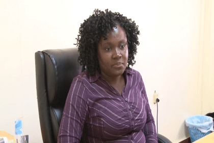 Acting Coordinator, Countering Trafficking in Persons Unit, Tanisha Williams-Corbin