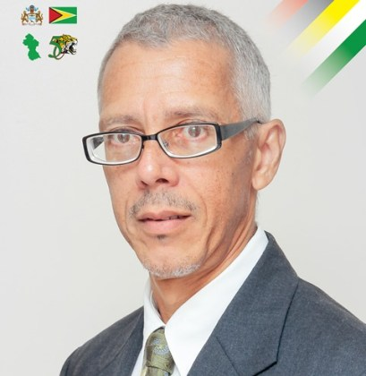 Minister of Business and Tourism, Dominic Gaskin