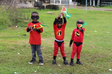 The Super Heroes are in the House- The Incredibles