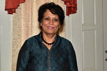 Dr. Anuradha Gupta, Deputy Chief Executive Officer of the Global Alliance for Vaccines and Immunization (GAVI)