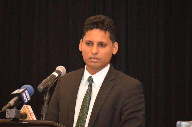 President of GMSA Shyam Nokta