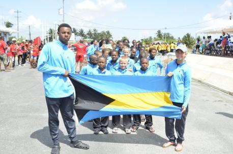 Team Bahamas