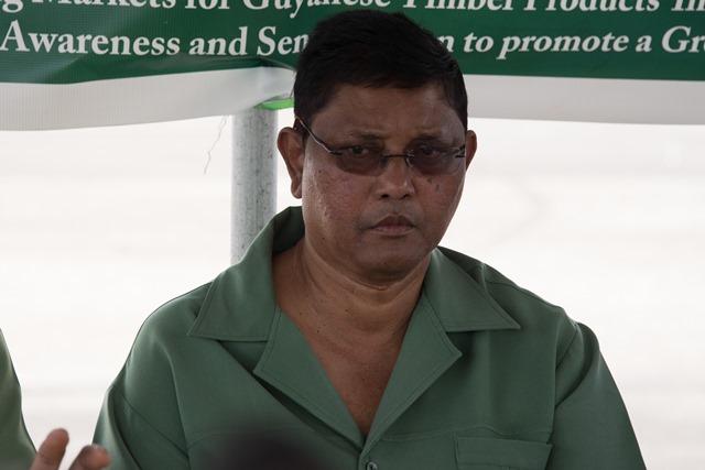 GFC Commissioner, James Singh
