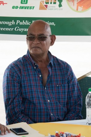 Director of NDS Furniture Establishment, Sham Mahadeo