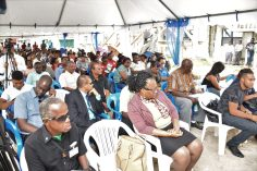 Persons attending at the event