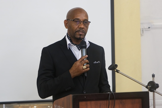 Lancelot Wills, Deputy Commissioner – General, Customs, Excise and Trade Administration, GRA