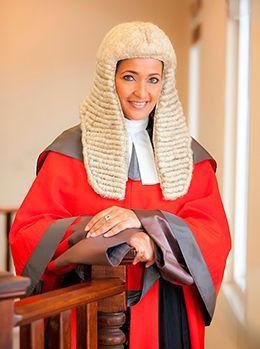 Chief Justice, TCI, Hon. Margaret Ramsey-Hale