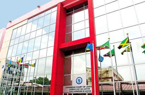 The CCJ in Port of Spain, Trinidad and Tobago.