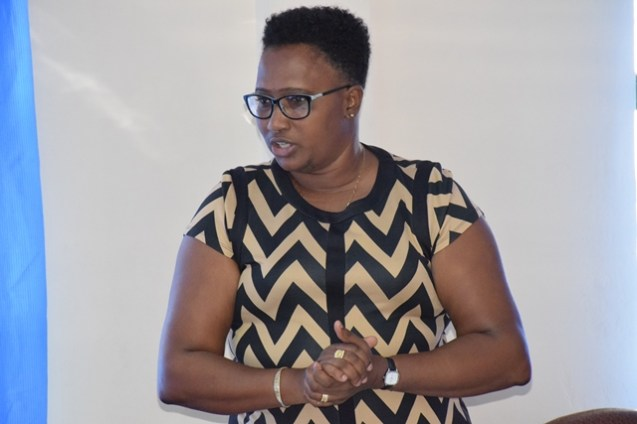 Annette Ferguson, Minister within the Ministry of Public Infrastructure.