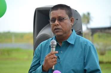Chief Executive Officer, Nand Persaud and Company Limited, Mohin Persaud.